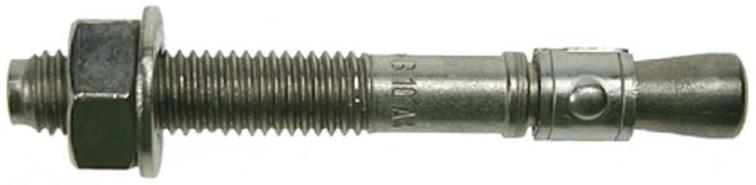 through bolts